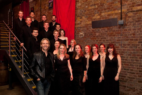 The Eric Whitacre Singers