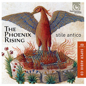 Timothy Murphy Bass Baritone Stile Antico The Phoenix Rising