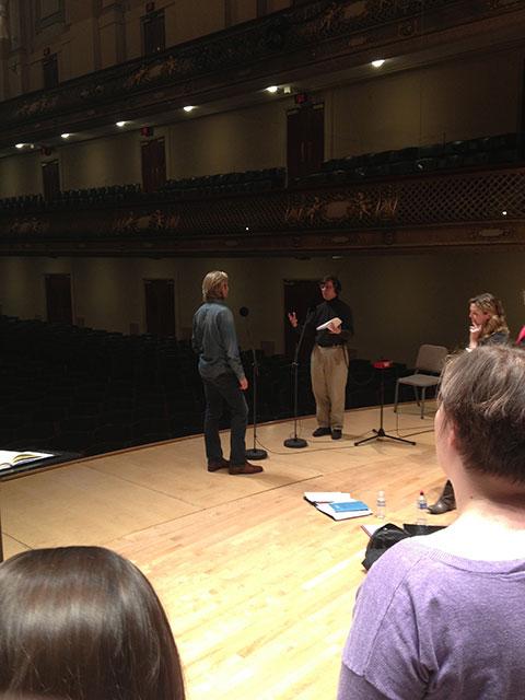 Eric Whitacre Tour