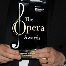 2014 Opera Awards Foundation Bursary