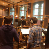'Voices' <br/> AIR Lyndhurst Studios