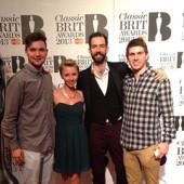Classic BRIT Awards 2013 Royal Albert Hall