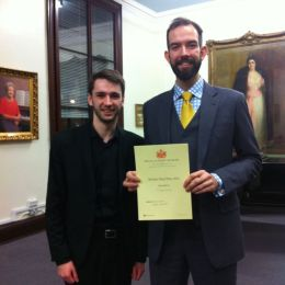 2014 Michael Head Prize for English Song